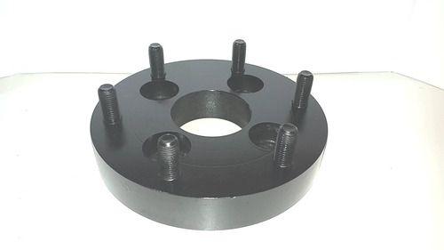 04 Pçs Adaptador De Roda Gol 4x100mm P/ 6x139,7mm 22mm Prcr
