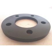01 Pç Espaçador Roda S10 Bmw 5x120mm 10mm Spf