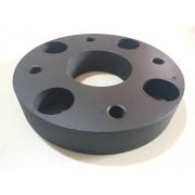 02 Pçs Adaptador roda Fusca 4 F 4x130mm p/ 4x100mm 40mm spf