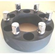 04 Adaptador Roda Hylux 6x139,7mm P/ 6x114,3mm Frontier 30mm
