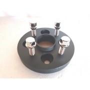 04 Pçs Espaçador Roda Para Fiat 4x98mm P/ 4x98mm 30mm Cpf