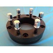 2 Pçs Adaptador De Roda Kombi 5x112mm P/ 6x139,7mm Bip