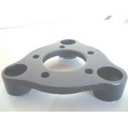 02 Pçs Adaptador de Roda Corcel Pampa 3x150mm P/ 5x108mm CPF
