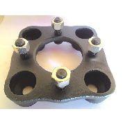 04 Pç Adaptador De Roda Fusca 4 F 4x130mm P/ 4x108mm Przi