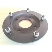 Jg 04 Adaptador De Roda Gol 4 F 4x100mm P/ 5x205mm Prizi