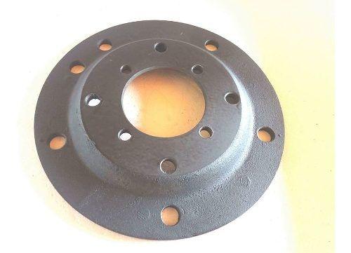 1 Pç Adaptador Roda Fusca 5 F 5x205mm P/ 4x130mm 4x100mm Spf