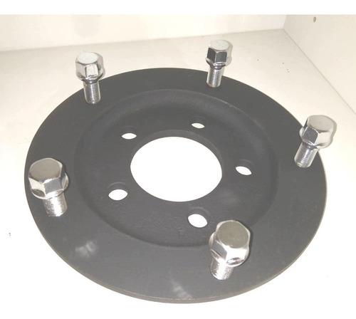 2 Pç Adaptador Roda Kombi Moderna 5x112mm P/ 5x205mm M14