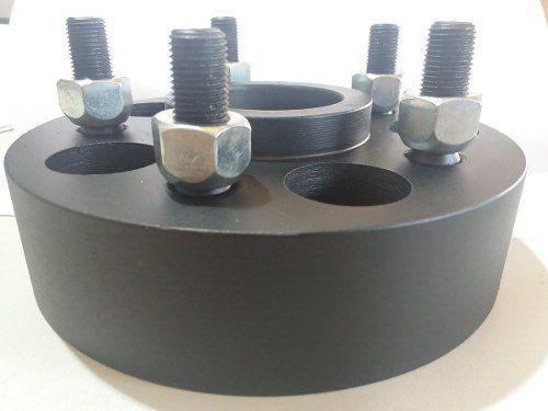 2 Pç Adaptador Roda S10 5x120mm P/ 5x130mm 25mm Espessura