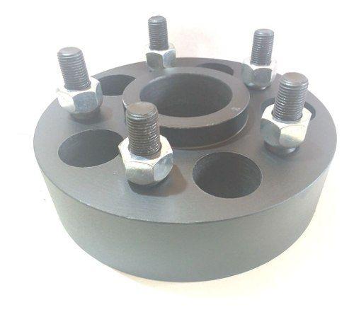 2 Pç Espaçador Roda Omega 5x110mm P/ 5x110mm 50mm