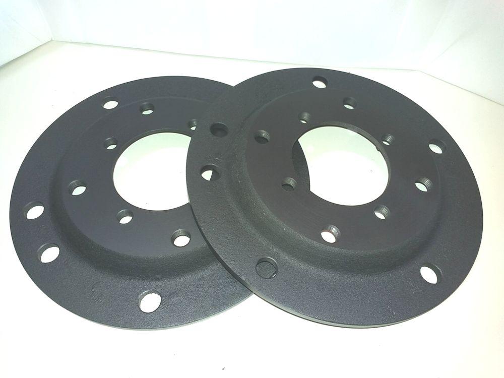2 Pçs Adaptador Roda Fusca 5 F 5x205mm P/ 4x130mm 4x100mm CPF