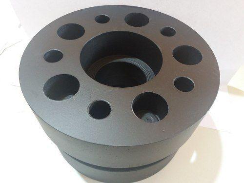 4 Pç Espaçador Roda S10 5x120mm P/ 5x120mm 30mm Espessura