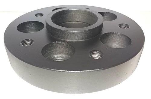 4 Pçs Adaptador De Roda Duster 5x114,3mm P/ 5x100mm 25mm