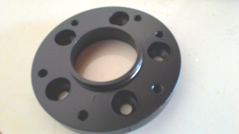 4 Pçs Adaptador De Roda S10 5x120mm P/ 6x139,7mm 45mm