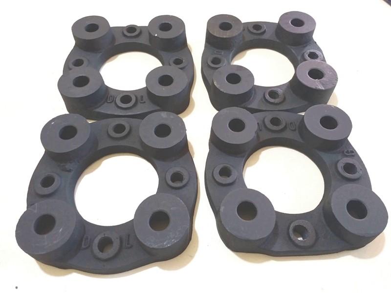 4 Pçs Espaçador De Roda Ford 4x108mm P/ 4x108mm 28mm cpf