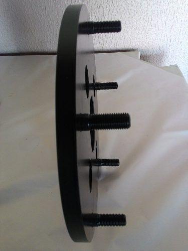 4 Pçs Adaptador De Roda Fusca 4 Furos 4x130mm P/ 5x205mm 13mm