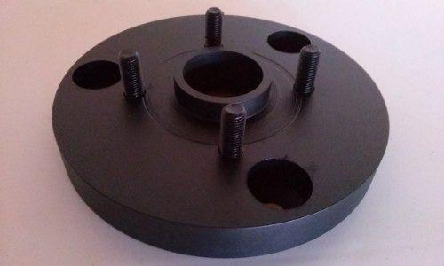 04 Pçs Adaptador de roda Corcel Pampa 3x150mm p/ 4x100mm cb