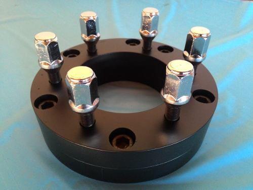 2 Pçs Adaptador de roda Ranger  5x114,3mm p/ 6x139,7mm bip