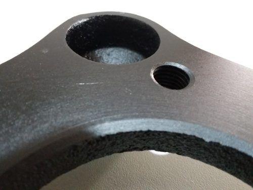 04 Pç Adaptador De Roda P/ Corcel Pampa 3x150mm P/ 4x98mm SPF