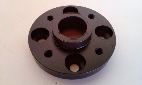 02 Pçs Adaptador De Roda Fiat 4x98mm P/ 4x100mm 25mm SPF GOL