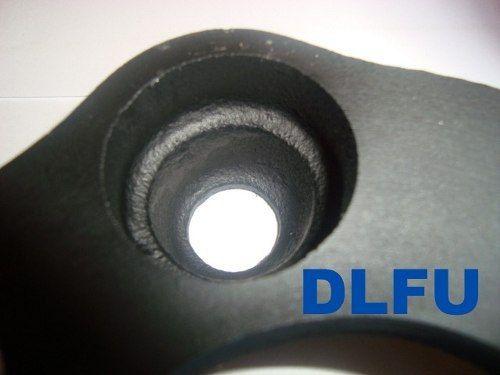 2 Pçs Espaçador De Roda Ford 4x108mm P/ 4x108mm 28mm Spf
