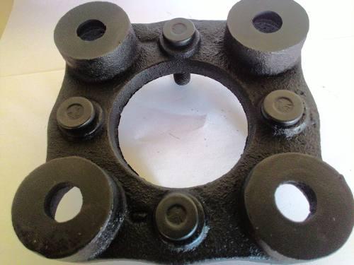 02 Pçs Adaptador De Roda Fusca 4 F 4x130mm P/ 4x100mm Pzi