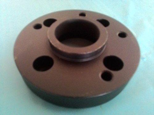 02 Pçs Adaptador De Roda Gol 4x100mm p/ 5x114,3mm 22mm spf