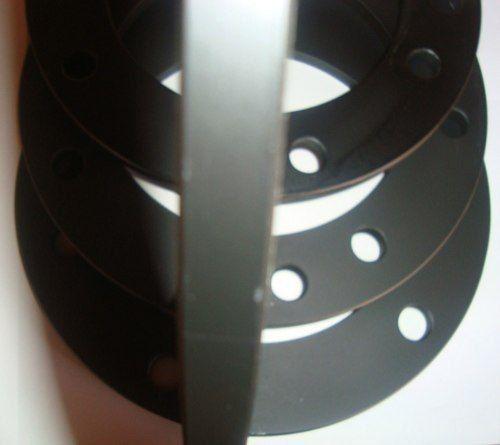 02 Pçs Espaçador De Roda Fusca 5 Furos 5x205mm 15mm Esp Spf