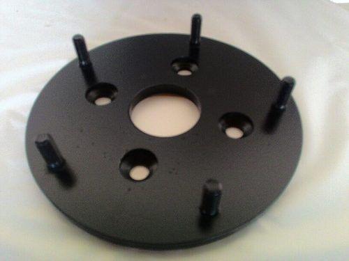02 Pçs Adaptador De Roda 4x130mm P/ 5x205mm 13mm Rosca M12