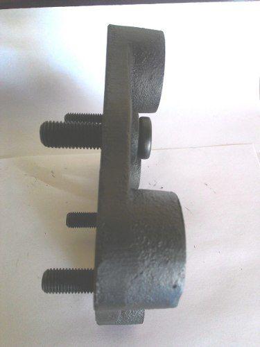 04 Pçs Adaptador De Roda Fusca 4 F 4x130mm P/ 4x108mm Prcr