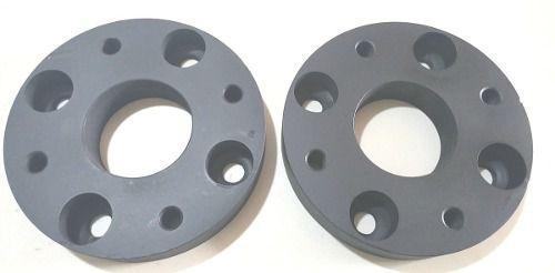 02 Pçs Adaptador de roda Fusca 4 Furos 4x130mm p/ 4x100mm 22mm CPF