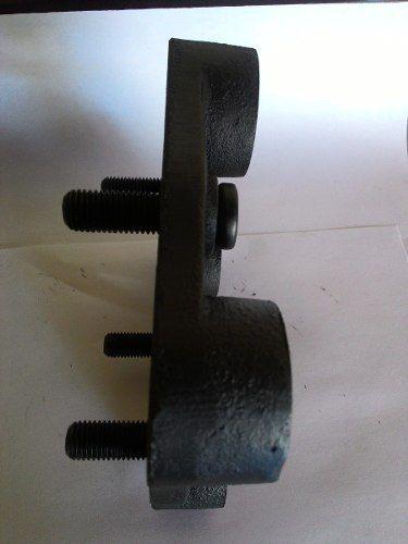 Jg 02 Adaptador De Roda Fusca 4 furos 4x130mm p/ 4x100mm PCR