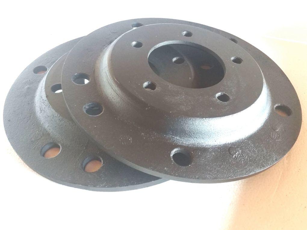 Jg 4 Pç Adaptador Roda Fusca 5 F 5x205mm P/ 5x112mm Cpf