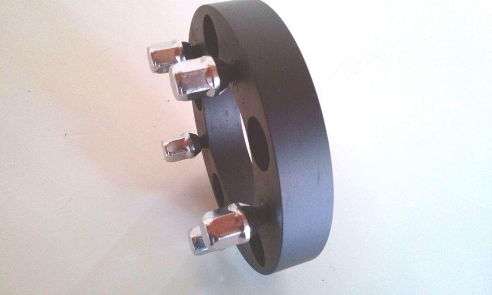 Jg 4 Pç Espaçador De Roda Opala 5x114,3mm P/ 5x114,3mm 22mm