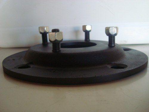 KIT 02 Pç Adaptador De Roda Fusca 5 5x205mm P/ 4x130mm Fusca 4 F c/ prisioneiros M14