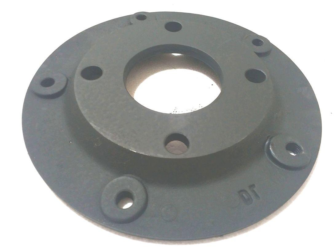 Kit 02 Pçs Adaptador De Roda Fusca 4 Furos 4x130mm P/ 5x205mm SPF