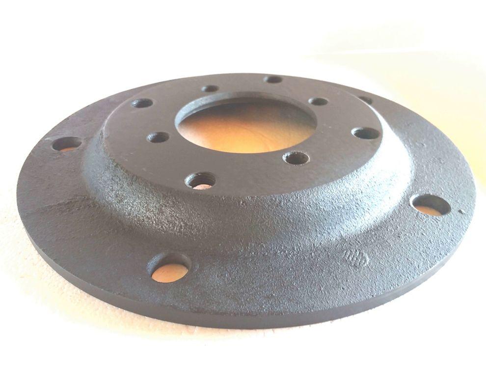 Kit 02 Pçs Adaptador De Roda Fusca 5 Furos 5x205mm P/ 4x130mm 4x100mm SPF
