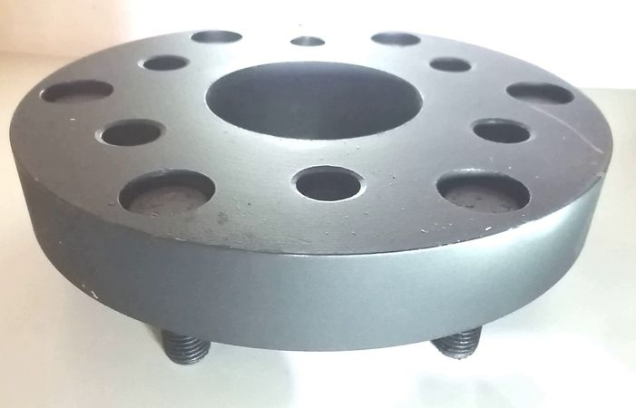 Kit 2 Adaptador De Roda Frontier 6x114,3mm P/ 6x139,7mm 30mm
