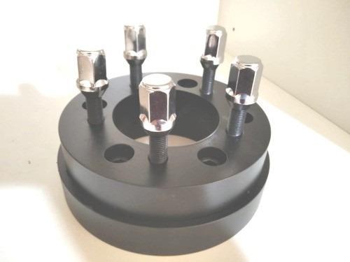 Kit 2 Pç Adaptador De Roda C10 D20 6x139,7mm P/ 5x110mm
