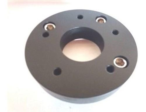 Kit 4 Adaptador De Roda 4x130mm P/ 5x130mm 15mm