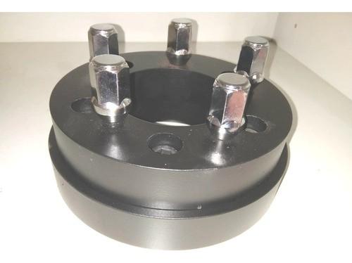 04 Pçs Adaptador de roda Troller 6x139,7mm p/ 5x114,3mm Bipart