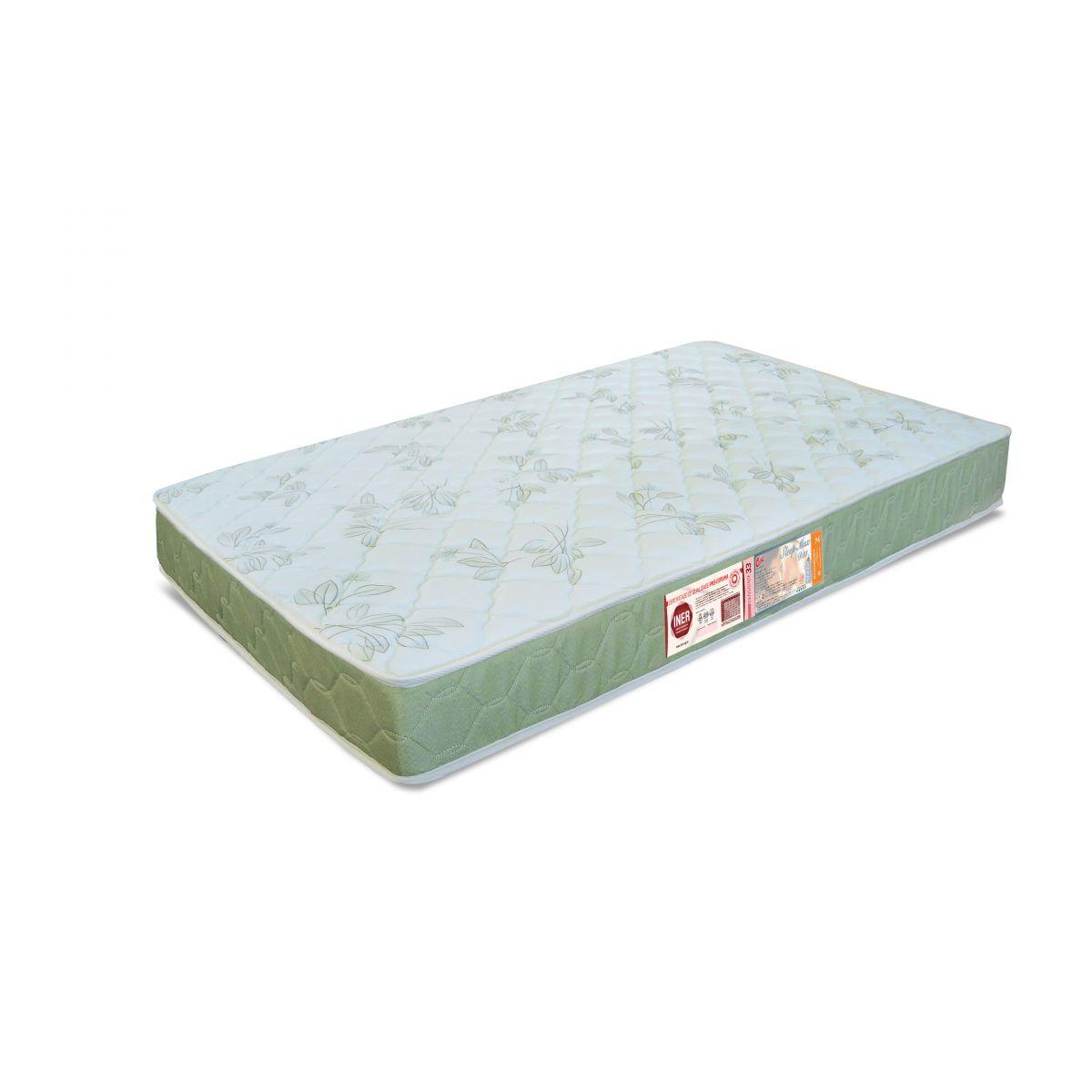 Colchão da Castor de Espuma SLEEP MAX D 33 C/ 18 CM DE ALT