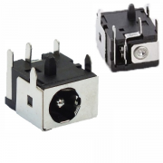 Dc Power Jack Asus Cce Philco Megaware Compaq Hp 2x5.8mm
