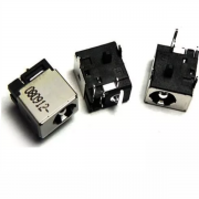 DC Power Jack Asus Positivo Megaware Intelbras 2.5mm