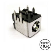 Dc Power Jack Gateway Asus Positivo Acer HP Itautec