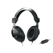 FONE COM MICROFONE GENIUS HS-M505X COM ARCO AJUSTAVEL 1PLUG P2