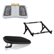 Kit Ergonomia Massageador Light