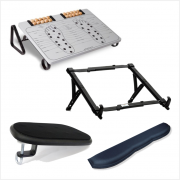 Kit Ergonomia Massageador Robust