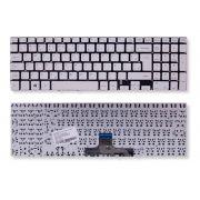 Teclado Notebook Samsung Expert X21 Np300e5m Branco Br Com Ç