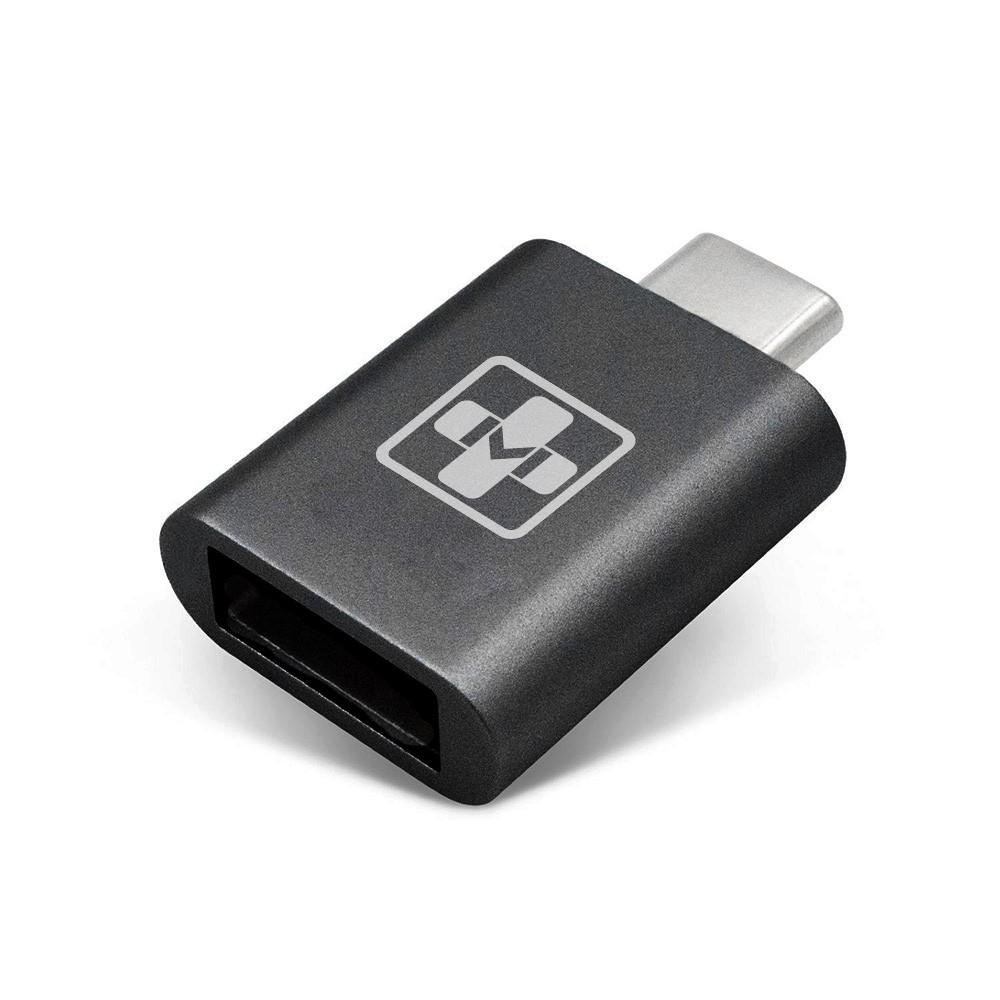 ADAPTADOR USB 3.0 (F) p/ TYPE C (M)