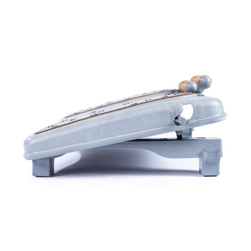 Apoio para Pés ErgoLight - Magnético e Massageador